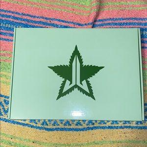 Jeffree Star 420 Green Chrome Mirror